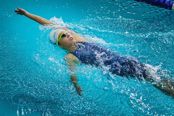 estilos de natación