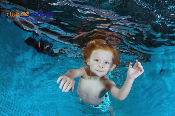 Las bondades de la natación