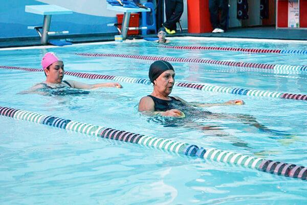 Por qué la natación es el deporte ideal