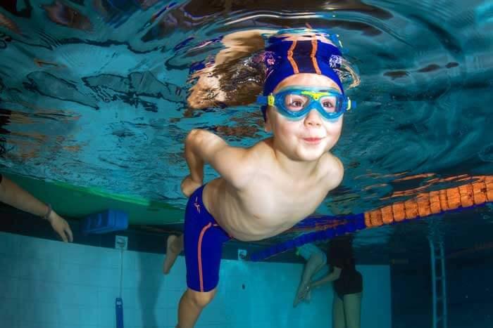 Cómo funciona nuestro cerebro durante la natación