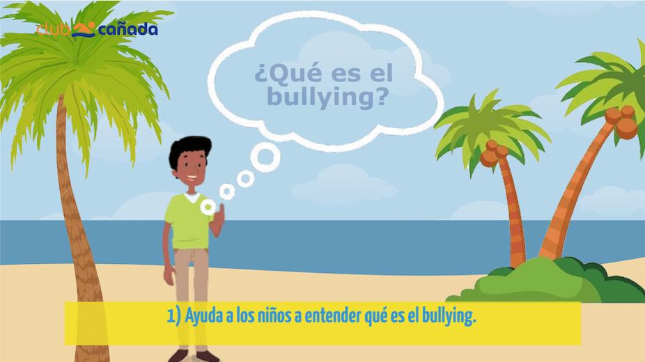 Bullying dentro del agua