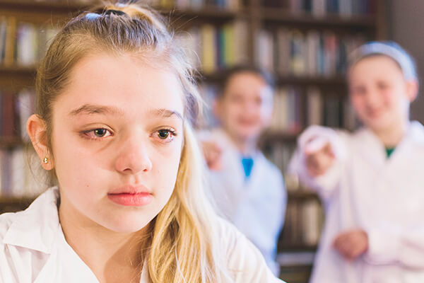 Rechazo social en niños
