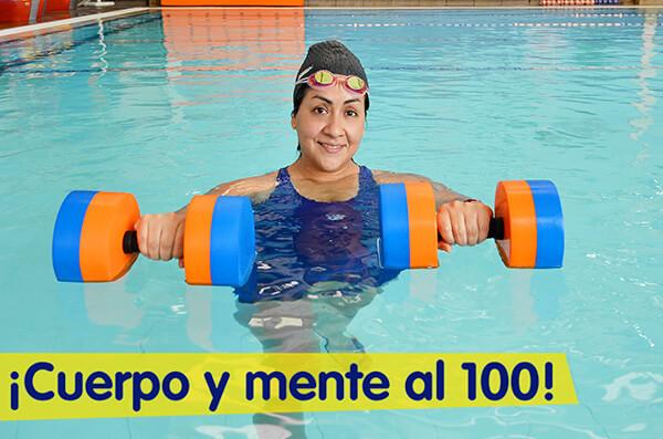 9 beneficios de la natación para tu salud