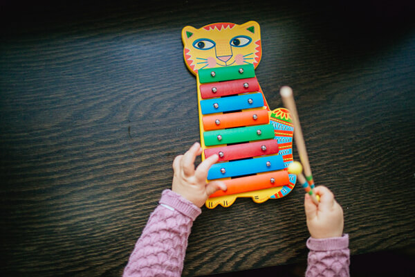 Juegos para bebés de un año