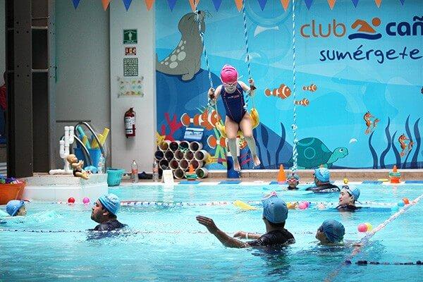 Clases de natación en el DF ¿Por qué la natación es la mejor opción deportiva?