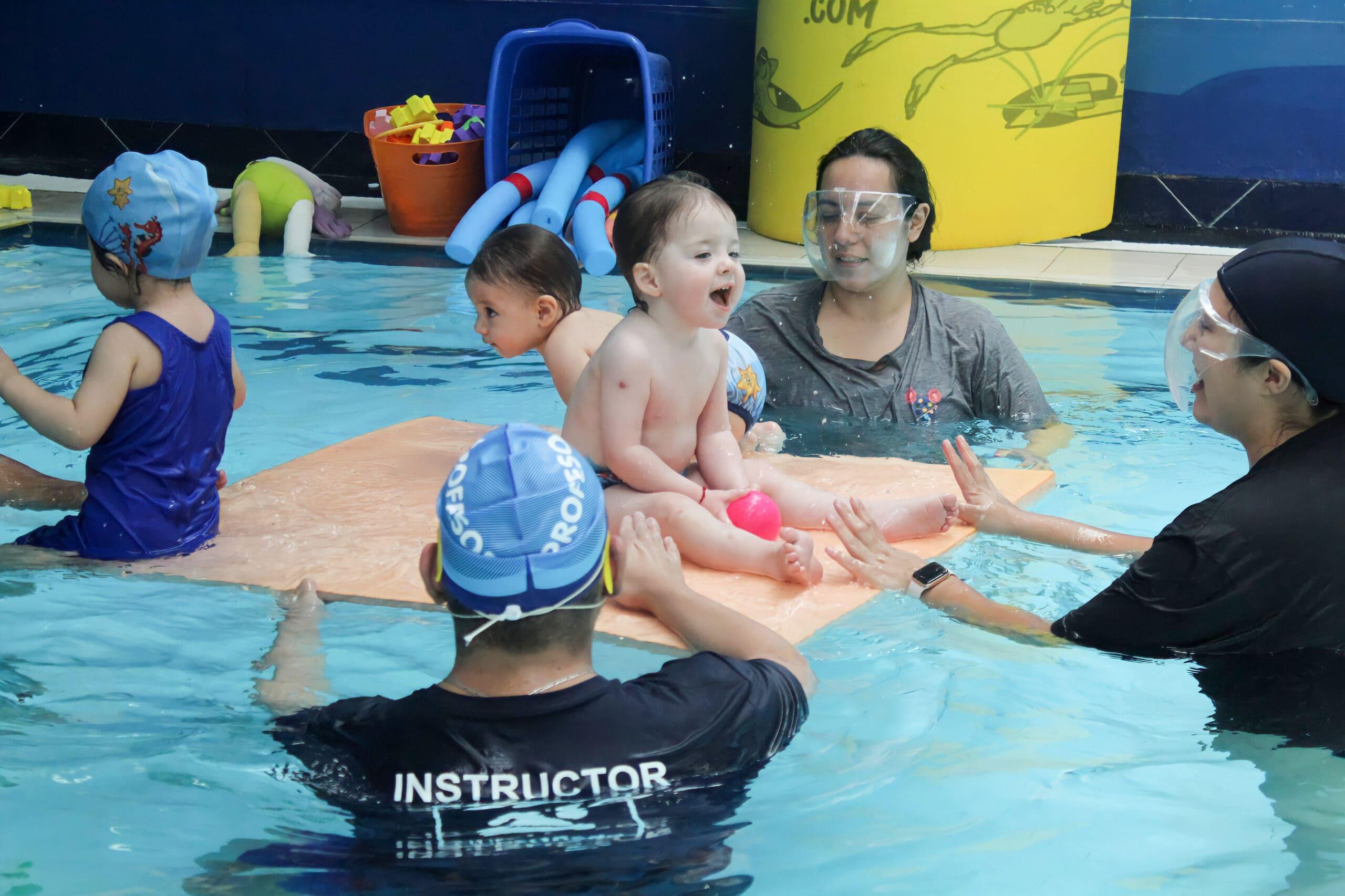 Clases de natacion